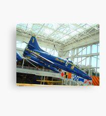 Blue Angels Jets #3 Canvas Print
