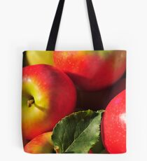 Apples straight from the tree Tote Bag