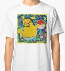 Gangster Pikachu Classic T-Shirt