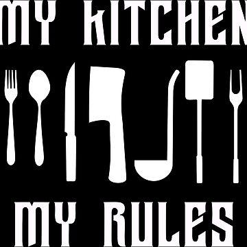 my kitchen my rules by masliankaStepan
