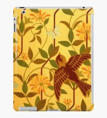 Bird and butterfly iPad Case/Skin