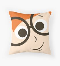 Character Throw Pillow