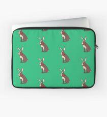 Peppy Hare Laptop Sleeve