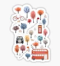 London transport Sticker