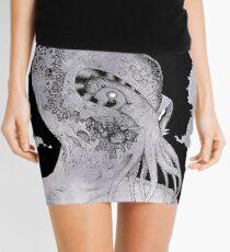 Cthulhu Minion poster Mini Skirt