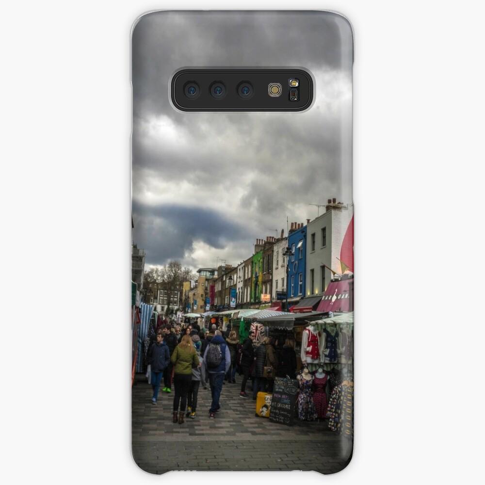 camden town Case & Skin for Samsung Galaxy