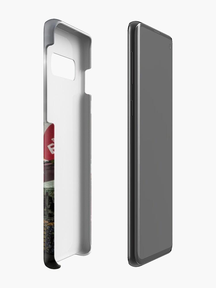 Alternate view of camden town Case & Skin for Samsung Galaxy