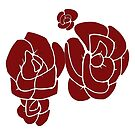 Rose Graphic by LotMinx