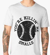 You're Killing Me Smalls for Dad: Youth Parody Grunge Softball & Baseball Gift Men's Premium T-Shirt