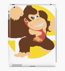 Super Smash Bros. Ultimate - Donkey Kong (DK) iPad Case/Skin
