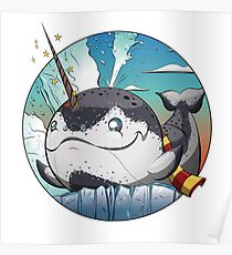 You're a Wizard, Narwhal! Poster