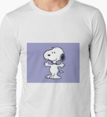 Snoopy Long Sleeve T-Shirt