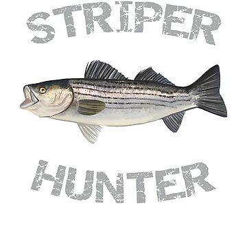 Striper Hunter | Striped Bass | Striper by blueshore