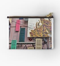 Shutter At The Thought Studio Pouch