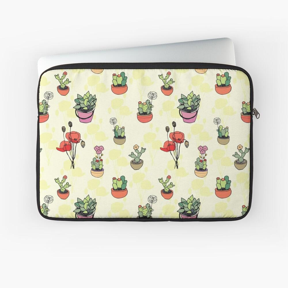 Botanical Wonder Laptop Sleeve