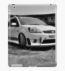 B&W Mk6 Fiesta ST iPad Case/Skin