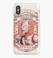 Tokyo Fight Club iPhone Case