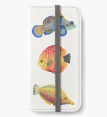 Water Colors iPhone Wallet/Case/Skin
