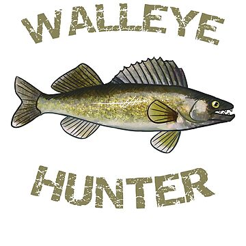 Walleye Hunter | Walleye by blueshore