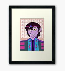 Prince Keith Kogane Framed Print