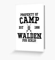 Camp Walden - Parent Trap Greeting Card