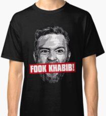 """Conor Mcgregor """"Fook Khabib"""" Classic T-Shirt"""