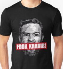 """Conor Mcgregor """"Fook Khabib"""" Unisex T-Shirt"""
