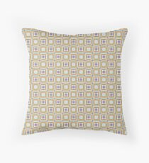 rainbow art colorful explosion seamless repeat pattern Floor Pillow