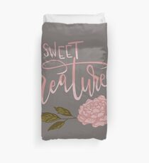 Sweet Creature Duvet Cover