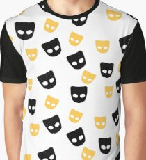 Grindr Pattern Graphic T-Shirt