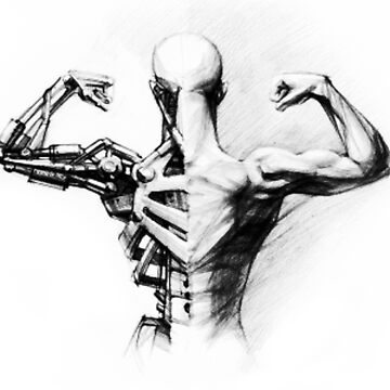Cyborg by EllipsisWorld