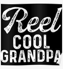 Reel Cool Grandpa. Poster