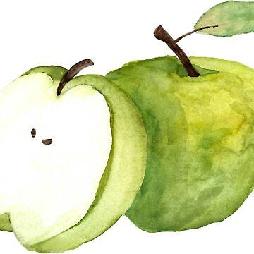 Caramelo de manzana de aroha93
