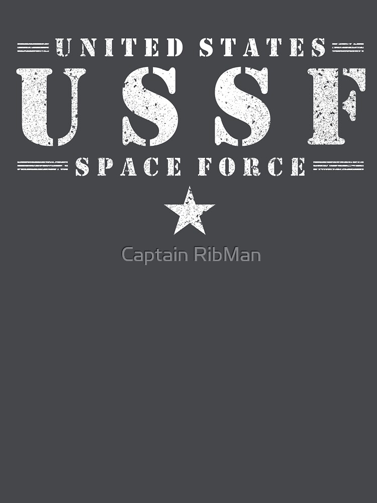 SPACE FORCE 04 - America's Best Space Defense! by RibMan