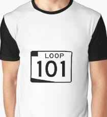 Arizona State Route 101 Graphic T-Shirt