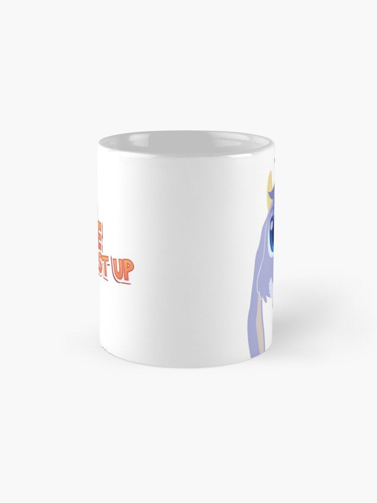 Alternate view of Billie (Billie Bust Up) [BBU] Classic Mug