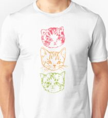 Cute Cats | Stoplight Edition Unisex T-Shirt