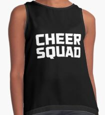 Cheer Squad Contrast Tank