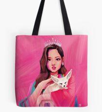 Blackpink Jennie Tote Bag