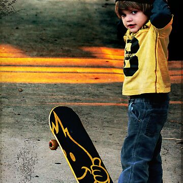 I'm Just a Skater Boy - Take 2 by PipPipHooray