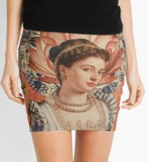 Lacey Mini Skirt