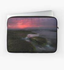Mornington Peninsula - ocean sunset at Blairgowrie Laptop Sleeve