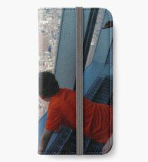 New York City, Manhattan, Brooklyn, New York, streets, buildings, skyscrapers, cars, pedestrians, #NewYorkCity, #Manhattan, #Brooklyn, #NewYork, #streets, #buildings, #skyscrapers, #cars, #pedestrians iPhone Wallet/Case/Skin