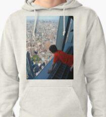 New York City, Manhattan, Brooklyn, New York, streets, buildings, skyscrapers, cars, pedestrians, #NewYorkCity, #Manhattan, #Brooklyn, #NewYork, #streets, #buildings, #skyscrapers, #cars, #pedestrians Pullover Hoodie