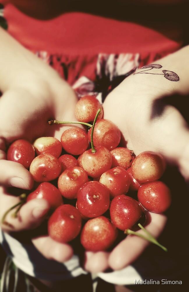 Cherry by Madalina Simona