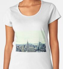 NYC! The Place To Be! Women's Premium T-Shirt
