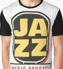 Jazz music 008 Graphic T-Shirt