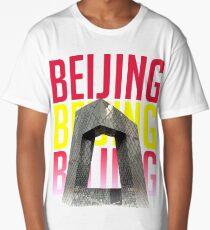 Beijing, China   Long T-Shirt