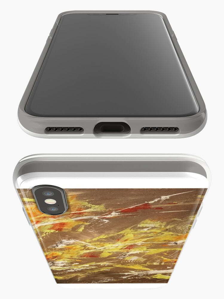 Alternate view of Modern Art iPhone Case & Cover