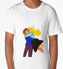 josh and donna Long T-Shirt